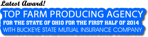 Top Farm Producing Agency with Buckeye State Mutual Insurance